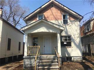 Single Family for sale in 8404 LANE Street, Detroit, MI, 48209