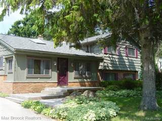 Single Family for rent in 3360 PINE Court, West Bloomfield, MI, 48324