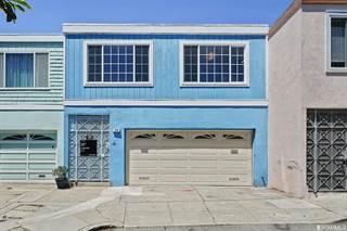 Single Family for sale in 738 Banks Street, San Francisco, CA, 94110