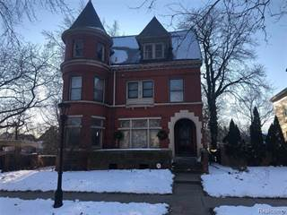 Single Family for sale in 1023 IROQUOIS Street, Detroit, MI, 48214