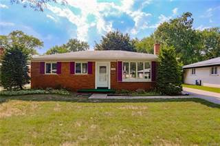 Single Family for sale in 15061 Gary Lane, Livonia, MI, 48154