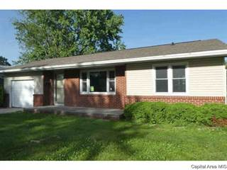 Single Family for sale in 114 N GLENWOOD Avenue, Roodhouse, IL, 62082