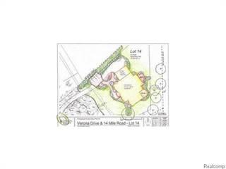 Land for sale in 7333 VERONA, West Bloomfield, MI, 48322
