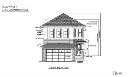 Single Family for sale in 16020 34 AV SW, Edmonton, Alberta, T6W4P3