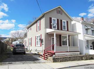 Single Family for sale in 134 I Street, Johnstown, PA, 15906