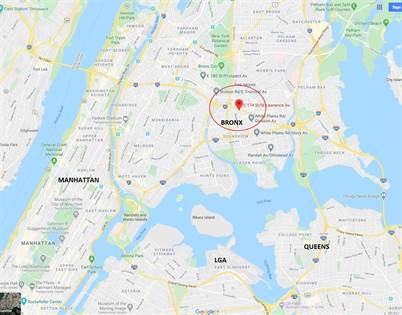 Lots And Land for sale in 1347 Commonwealth Avenue, Bronx, NY, 10472