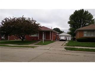 Single Family for sale in 17021 WILSON Avenue, Eastpointe, MI, 48021