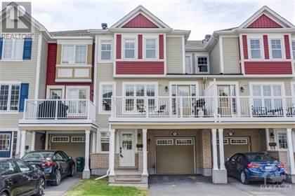 Single Family for rent in 25 STREAMBANK STREET, Ottawa, Ontario
