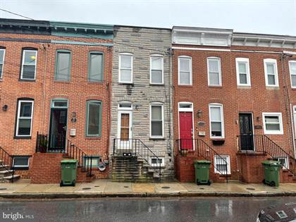 Residential Property for sale in 1429 HAUBERT STREET, Baltimore City, MD, 21230