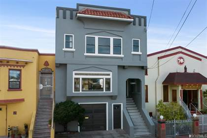 Residential Property for sale in 1343 38th Avenue, San Francisco, CA, 94122