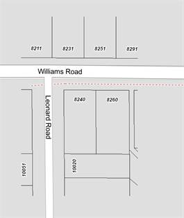 Vacant Land for sale in 8240 WILLIAMS ROAD, Richmond, British Columbia, V7A1G6