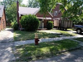 Single Family for sale in 5566 LAKEVIEW, Detroit, MI, 48213