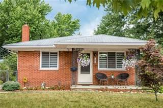 Single Family for sale in 126 BELLEVUE Avenue, Clawson, MI, 48017