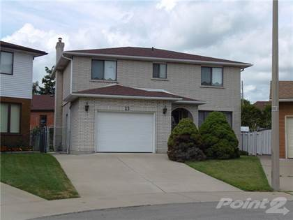 Residential Property for sale in 23 CROWN Street, Hamilton, Ontario, L9A 4X4