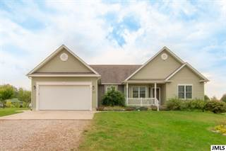 Single Family for sale in 4367 E BERRY RD, Pleasant Lake, MI, 49272