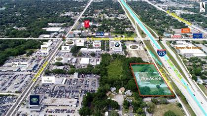 Commercial for sale in 11300 N CENTRAL AVENUE, Tampa, FL, 33612