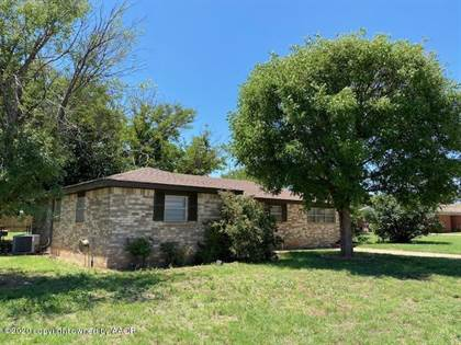 Residential Property for sale in 1621 17th St, Memphis, TX, 79245