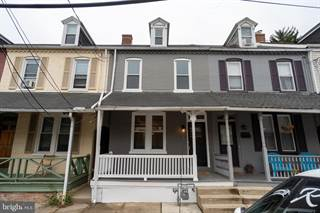 Townhouse for sale in 649 N MARY STREET, Lancaster, PA, 17603