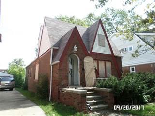 Single Family for sale in 15352 MANOR Street, Detroit, MI, 48238