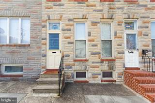 Townhouse for rent in 2809 FAIT AVENUE, Baltimore City, MD, 21224