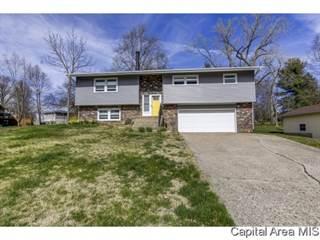 Single Family for sale in 19 MARQUETTE RD, Springfield, IL, 62712