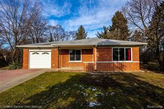 Single Family for sale in 37820 Dardanella Street, Livonia, MI, 48152