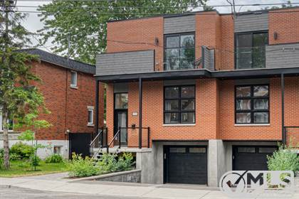 Residential Property for sale in 10580Z Av. Curotte, Montreal, Quebec