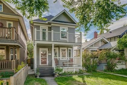 Single Family for sale in 607 22 Avenue SW, Calgary, Alberta, T2S0H7