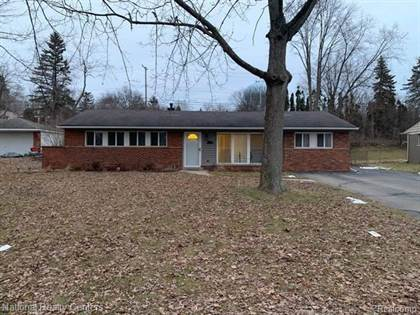 Residential Property for sale in 716 JOYCEIL Drive, Waterford, MI, 48328