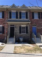 Townhouse for sale in 11 Cheltenham Mews, Kitchener, Ontario