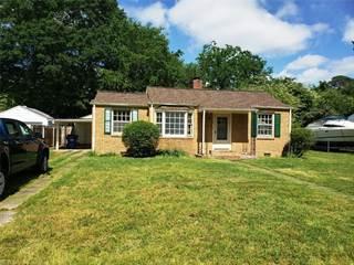 Single Family for sale in 113 Sykes Avenue, Portsmouth, VA, 23701