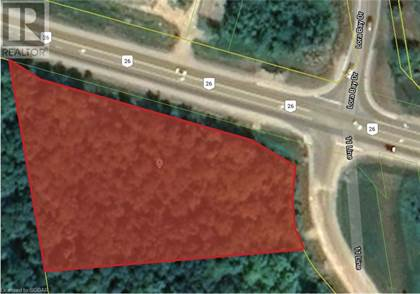Vacant Land for sale in LT 37 11TH Line, The Blue Mountains, Ontario, N0H2P0