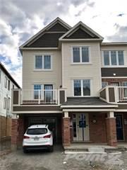 Residential Property for rent in 564 Allfort Gate, Milton, Ontario