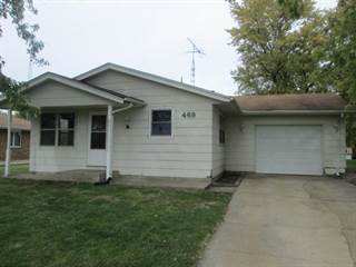 Single Family for sale in 469 East 2nd Street, Herscher, IL, 60941