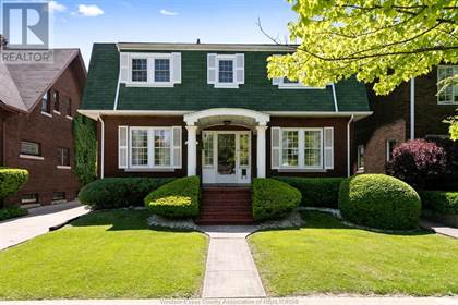 Single Family for sale in 1215 KILDARE ROAD, Windsor, Ontario, N8Y3H7