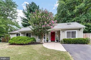 Single Family for sale in 15800 PACIFIC COURT, Bowie, MD, 20716