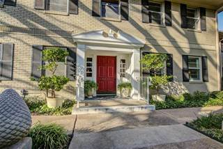 Townhouse for sale in 6231 Bandera Avenue D, Dallas, TX, 75225
