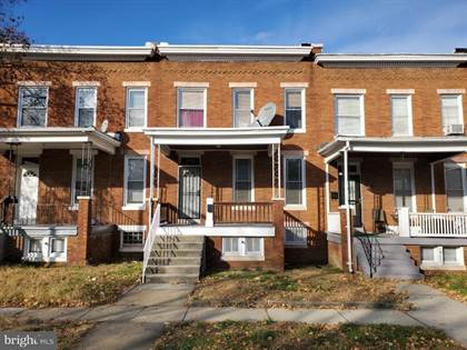 Residential Property for sale in 3040 WINDSOR AVENUE, Baltimore City, MD, 21216