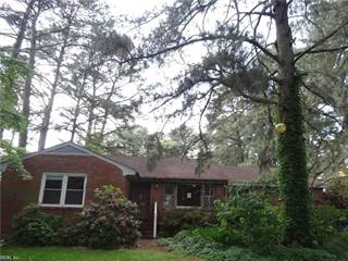 Single Family for sale in 104 RIVER POINT Crescent, Portsmouth, VA, 23707