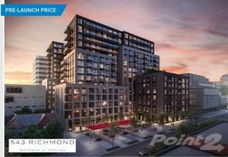 Condo for sale in 543 Richmond Street West, Toronto, Ontario