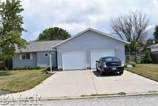 Single Family for sale in 602 South Franklin Way, Pontiac, IL, 61764
