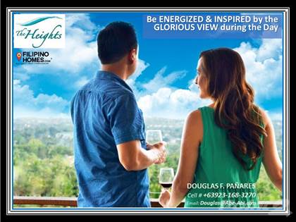 Residential Property for sale in See the Amazing Home Benefits of The Heights on Upper Linao, Talisay City, Cebu, Talisay, Cebu
