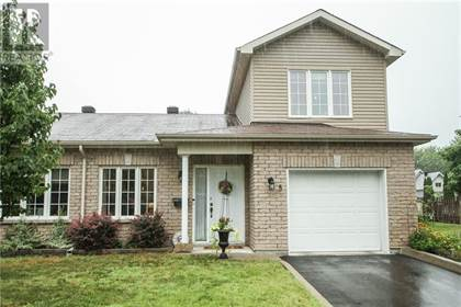 Single Family for sale in 136 FOURTH STREET E UNIT 5, Cornwall, Ontario, K6H2H9