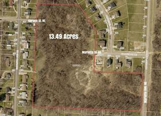 Land for sale in Marietta Ave Northeast, Canton, OH, 44704