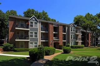 Apartment for rent in Waterford Apartments - 2 Bed 2 Bath, Tulsa, OK, 74135