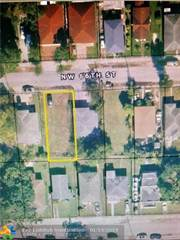Land for sale in 66 Street NW NW 18 Ave, Miami, FL, 33147