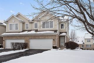 Townhouse for sale in 11540 Waterside Circle, Orland Park, IL, 60467