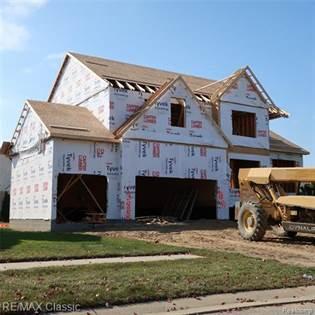 Residential Property for sale in 13857 BASSWOOD Circle, Van Buren, MI, 48111