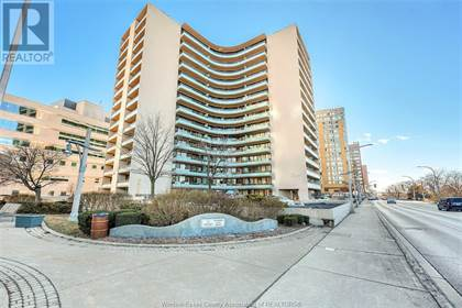 Single Family for sale in 111 RIVERSIDE DRIVE East Unit 211, Windsor, Ontario, N9A2S6