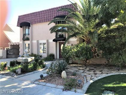 Residential Property for sale in 1601 Becke Circle, Las Vegas, NV, 89104